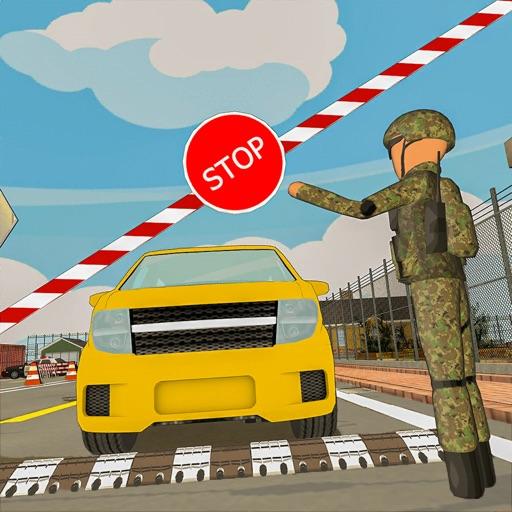 Border Patrol -Stickman Police