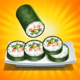 Sushi Food Maker Cooking Games