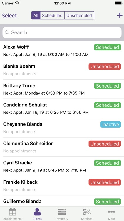 MyCuts - Salon Booking App screenshot-4