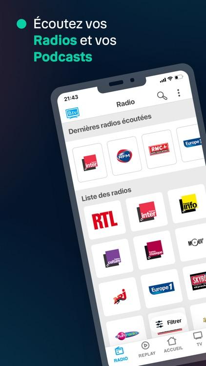 B.tv par Bouygues Telecom screenshot-5
