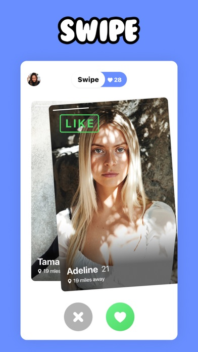 Vibe - New Snap Friends Screenshot