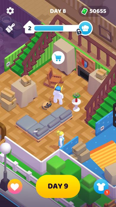Staff! - Haus SpieleScreenshot von 3