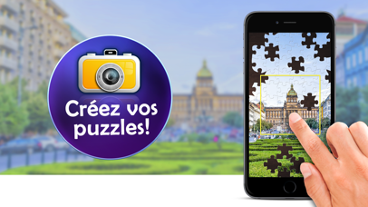 Screenshot for Puzzles Magiques in Lebanon App Store