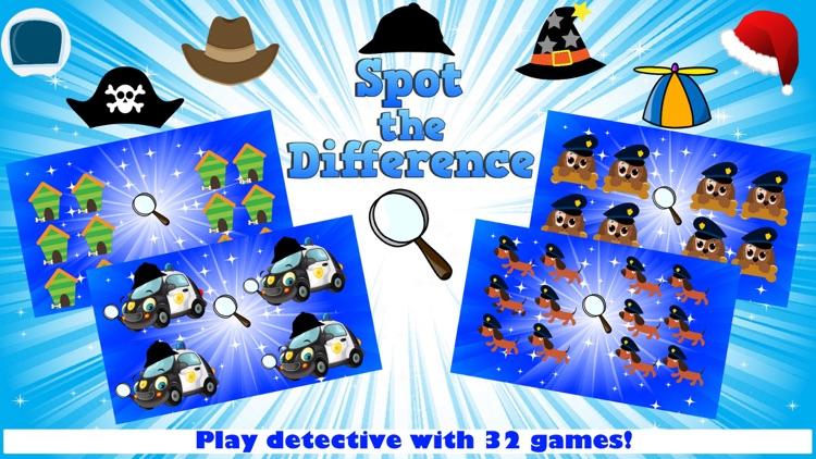 Police Games Toddler Kids FULL screenshot-6