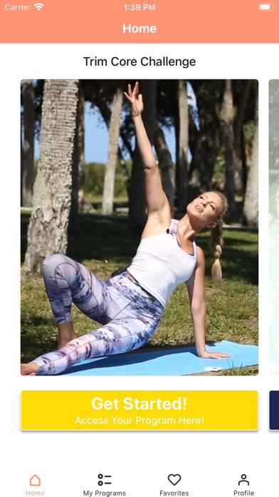 Yoga Burn Appのおすすめ画像1