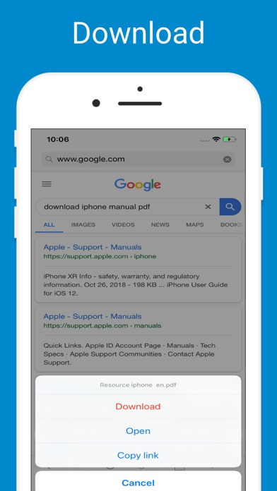 Top 10 Apps like File Downloader Download Manager for iPhone