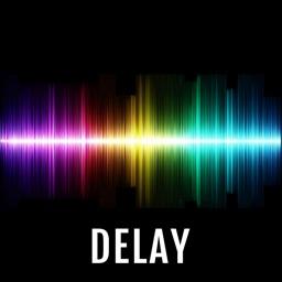 Panning Delay AUv3 Plugin