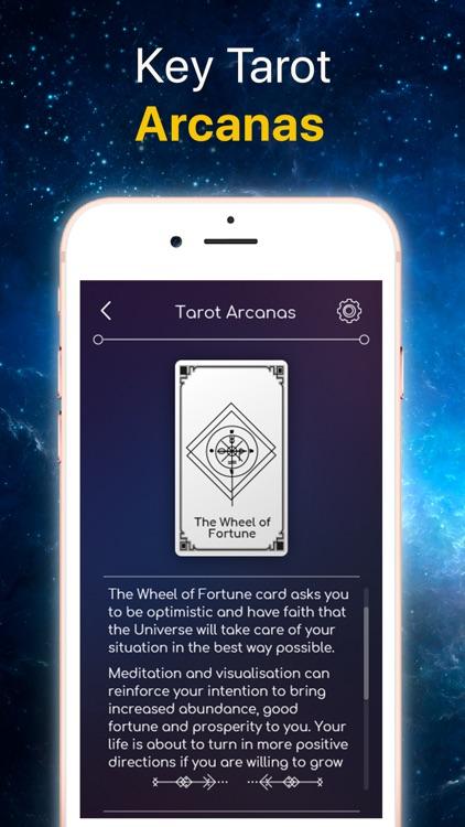 Tarot Numerology: Card Reading screenshot-4
