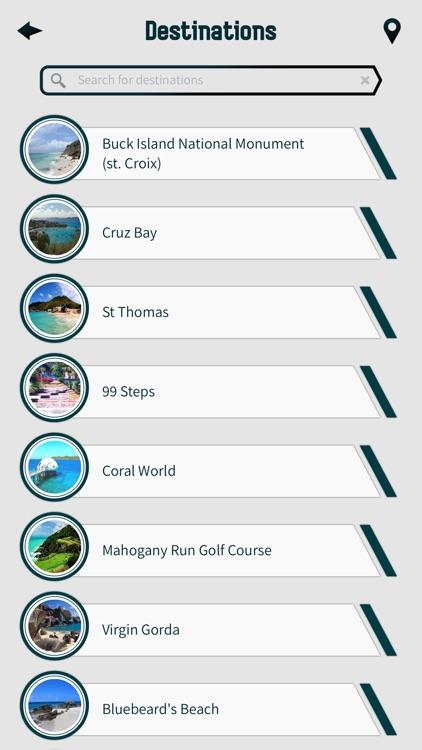 US Virgin Islands Guide screenshot-3
