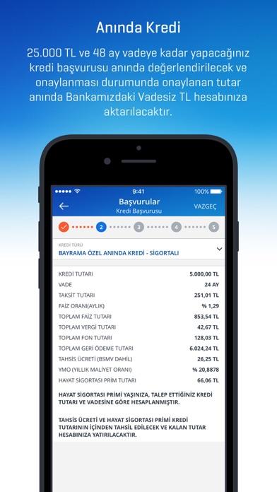 Screenshot for İşCep in Turkey App Store