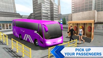City Bus Driving Simulator 3D screenshot four