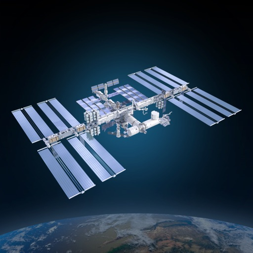 ISS Tracker Space Station Live