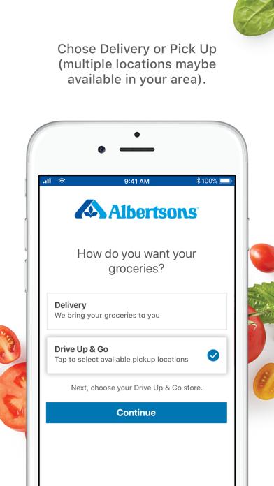 点击获取Albertsons: Grocery Delivery
