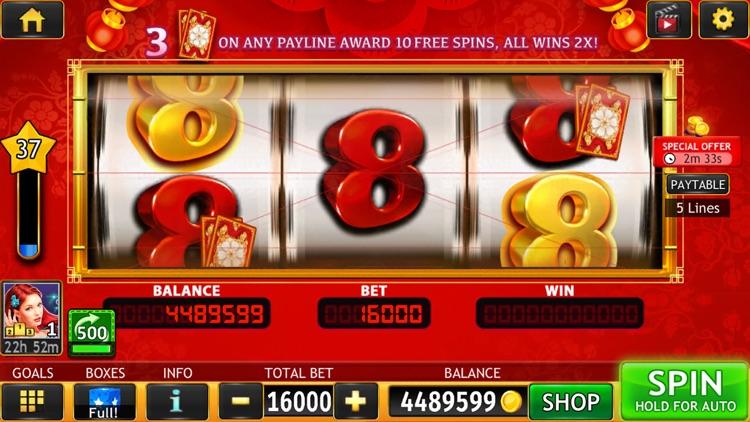 Wild Triple 777 Slots Casino screenshot-4