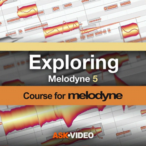 Exploring Melodyne 5 Course