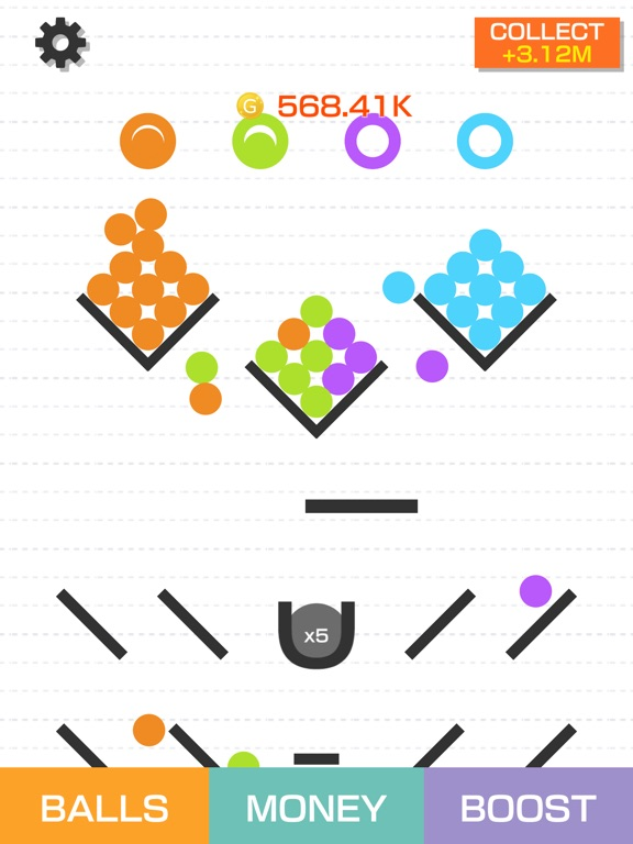 Idle Ball screenshot 6