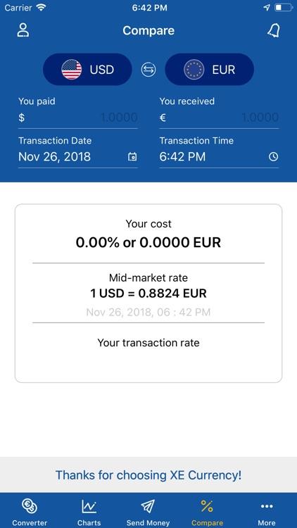 XE Currency screenshot-5