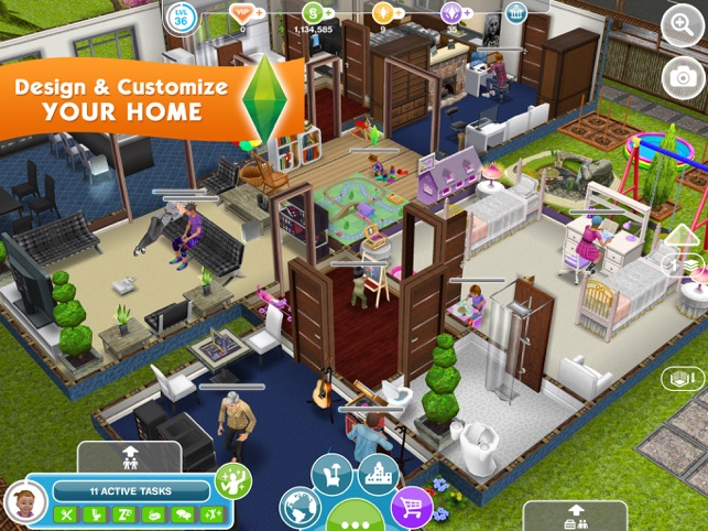 Dress Your Stylish Sims in The Sims 4, The Sims Mobile, and The Sims FreePlay!