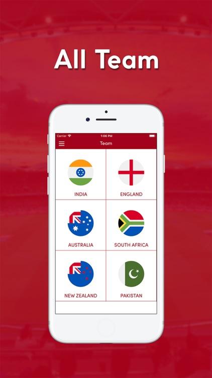 Live Cricket WC 2019 screenshot-3