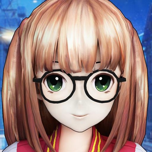 Anime Girl Summer Sports Games