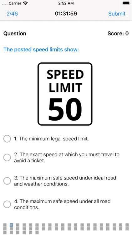 DMV Driving License Test 2020 screenshot-4