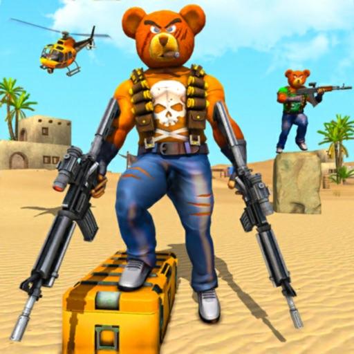 Teddy Bear Gun Shooting Game