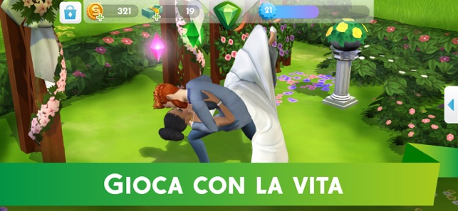 Decorazioni Natalizie The Sims 4.The Sims Mobile Su App Store