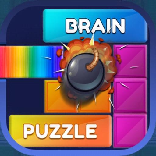 Brain Block Puzzle Board Game