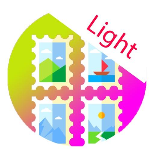 Postage stamps Light