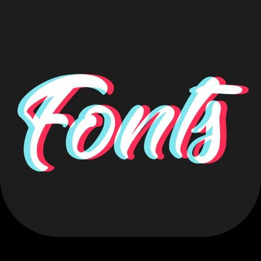 TikFonts - Keyboard Fonts