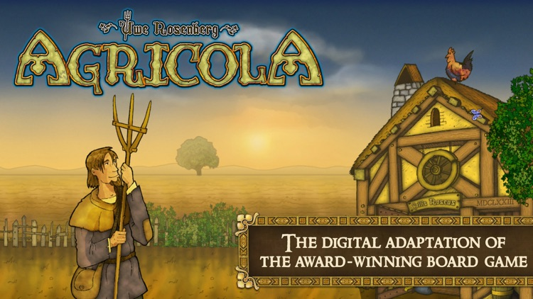 Agricola Revised Edition screenshot-0