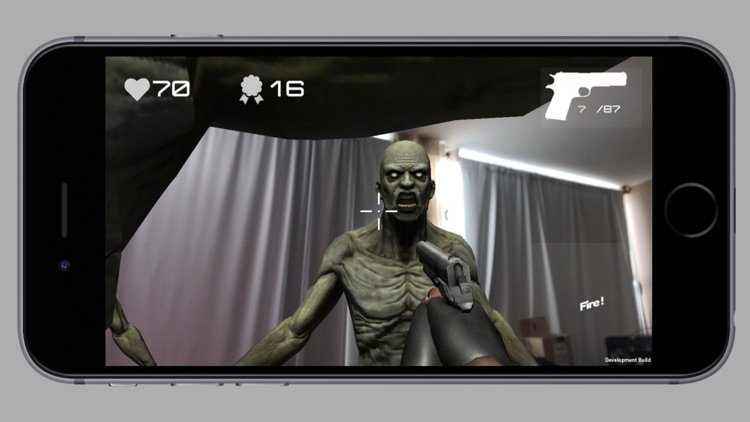 Zombie Attack AR In Reality screenshot-4