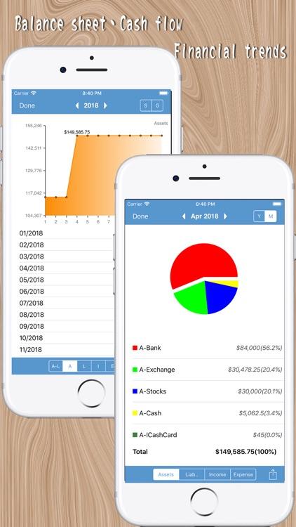 AccountingBook - MyAsset LT V2 screenshot-3
