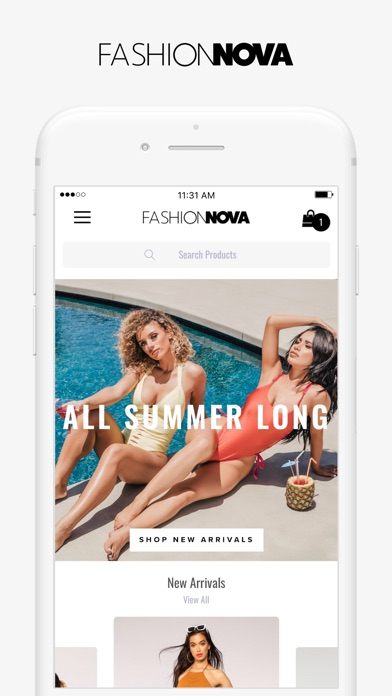 Fashion Nova screenshot 1