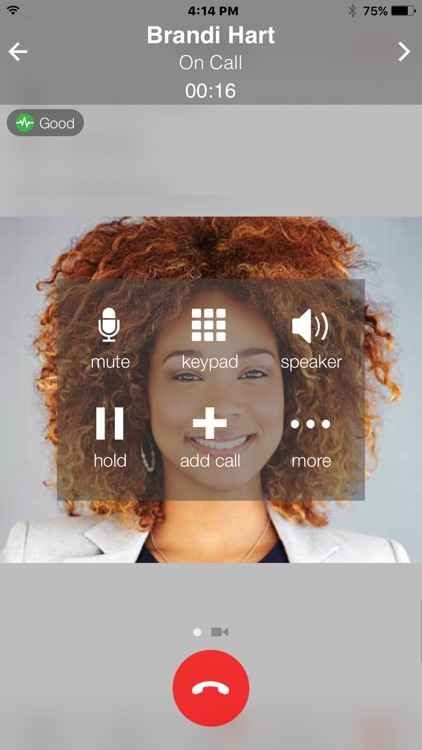 Bria Stretto - VoIP Softphone screenshot-1