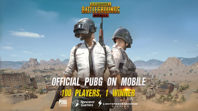 Pubg Mobile Android Mod Apk High Graphics Download: PUBG MOBILE On The App Store