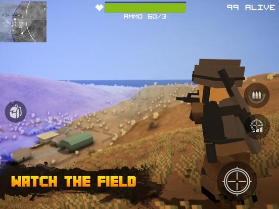 Zero Chance Battlegrounds screenshot 9