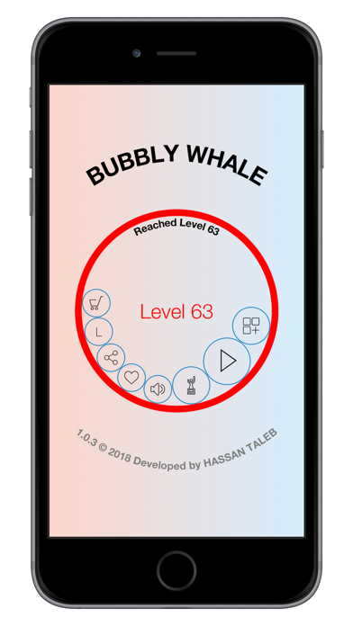 Bubbly Whale screenshot 5
