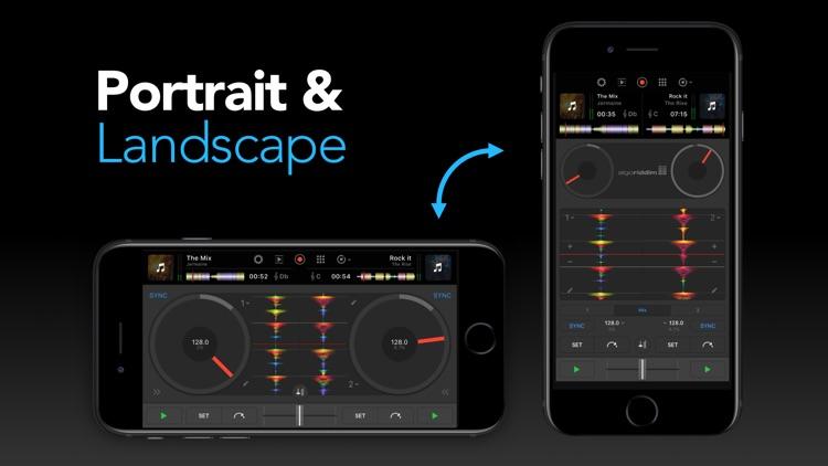 djay Pro for iPhone screenshot-4
