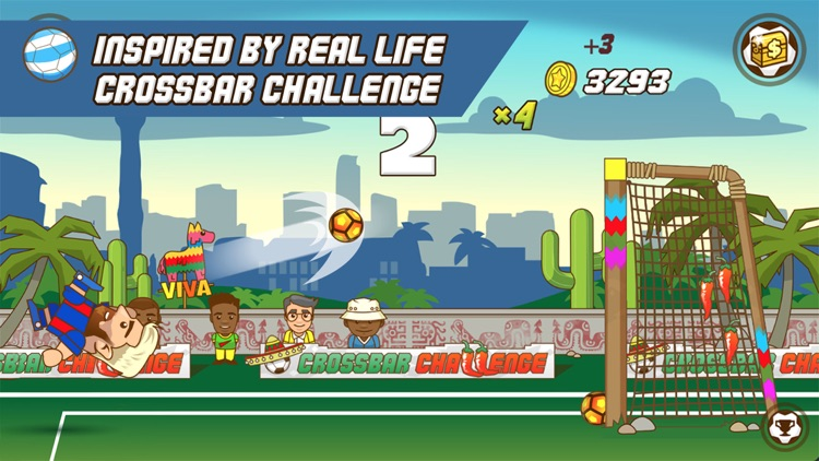 Super Crossbar Challenge screenshot-0
