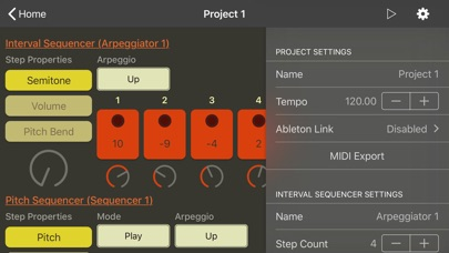 ArpBud - MIDI Sequencer & More Screenshots