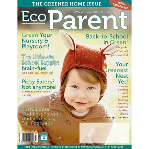 EcoParent magazine … icon