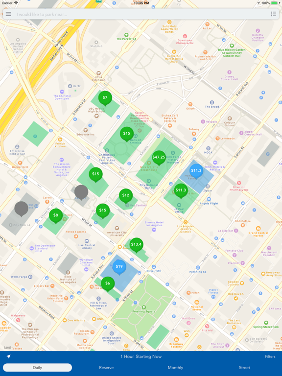 ABM Parking Services screenshot 6