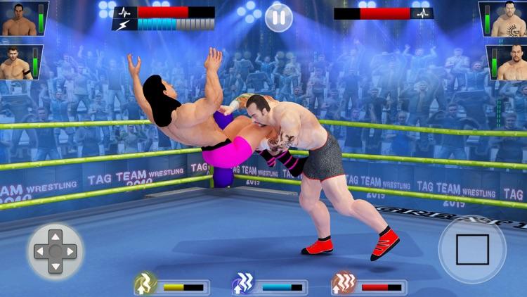Real Wrestling Revolution 3D screenshot-4