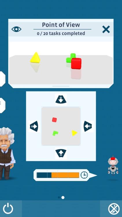 Einstein™ Brain Training HD screenshot-6