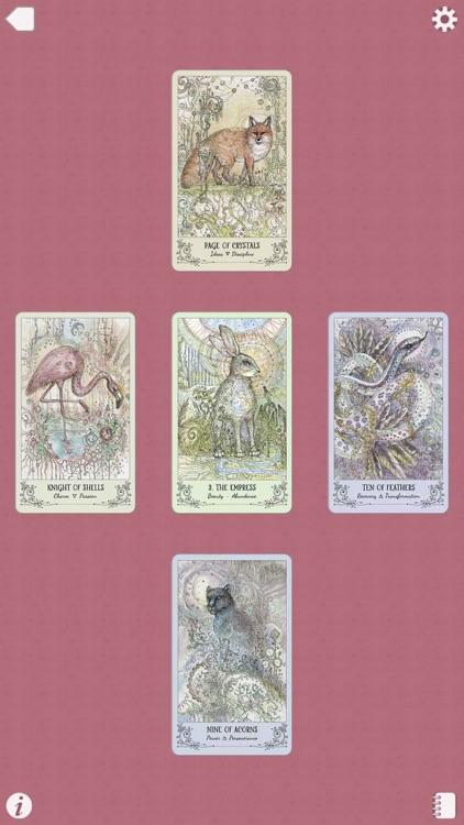 Spiritsong Tarot screenshot-4