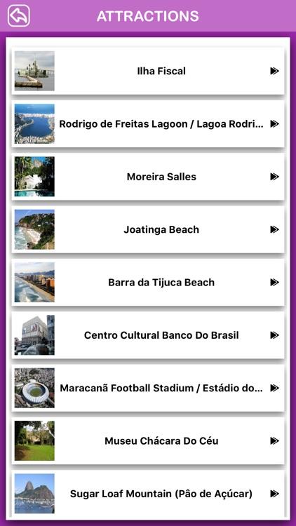 Rio de Janeiro Offline Guide