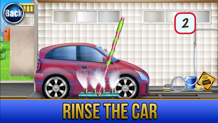 Little Car Wash Spa Screenshot
