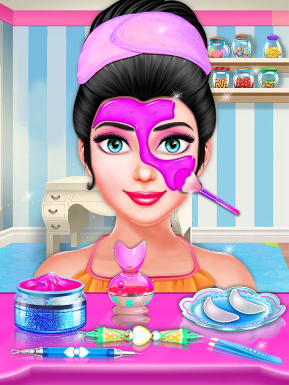 My First Date Makeover Salon screenshot 9