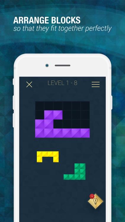 Infinite Block Puzzle screenshot-0